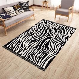 Obojstranný prateľný koberec Kate Louise Doube Sided Rug Zebra, 120 × 180 cm