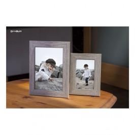 Sivohnedý rámik na fotografiu Styler Narvik, 46x56cm