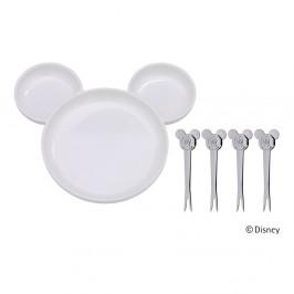 5-dielny detský jedálenský set WMF Cromargan® Mickey Mouse