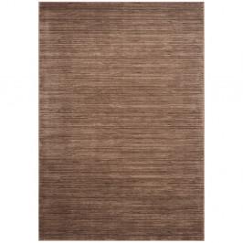 Tmavohnedý koberec Safavieh Valentine, 154 x 228 cm