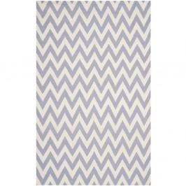 Vlnený ručne tkaný koberec Safavieh Nelli, 152x243cm
