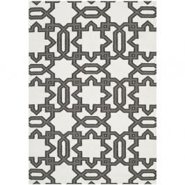 Vlnený ručne tkaný koberec Safavieh Kata, 121x182cm