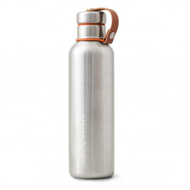 Oranžová dvojstenná antikoro termofľasa Black + Blum Insulated Vacuum Bottle, 750 ml