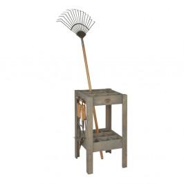Stojan na záhradnícke nástroje z borovicového dreva Ego Dekor Stanley