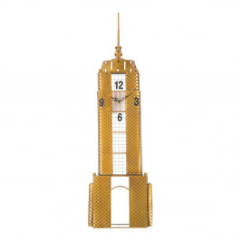 Nástenné hodiny Mauro Ferretti Empire, 23,5 × 78 cm