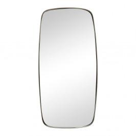 Nástenné zrkadlo Hübsch Futteo, 29 × 59 cm