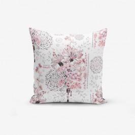 Obliečka na vankúš s prímesou bavlny Minimalist Cushion Covers Powder Colour Working Theme, 45×45 cm