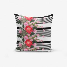 Obliečka na vankúš s prímesou bavlny Minimalist Cushion Covers Notalar, 45×45 cm