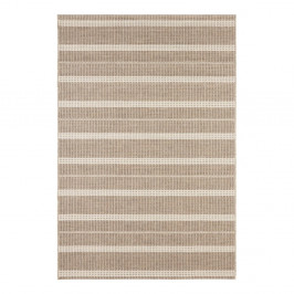 Hnedý koberec vhodný aj do exteriéru Elle Decor Brave Laon, 120 × 170 cm