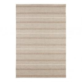 Krémový koberec vhodný aj do e×teriéru Elle Decor Brave Laon, 120 × 170 cm