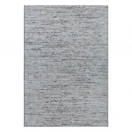 Antracitovomodrý koberec Elle Decor Curious Laval, 77×150 cm