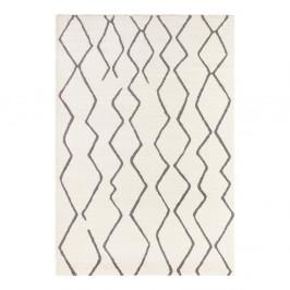 Krémovobiely koberec Elle Decor Glow Vienne, 160 x 230 cm