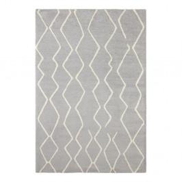 Sivý koberec Elle Decor Glow Vienne, 80 x 150 cm