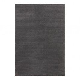 Antracitový koberec Elle Decor Glow Loos, 160 x 230 cm