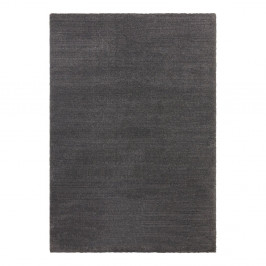 Antracitový koberec Elle Decor Glow Loos, 200 x 290 cm