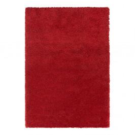 Červený koberec Elle Decor Lovely Talence, 200 x 290 cm