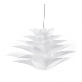 Biele závesné svietidlo Tomasucci Petalo