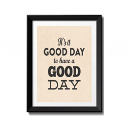 Obraz Tomasucci It 'A Good Day