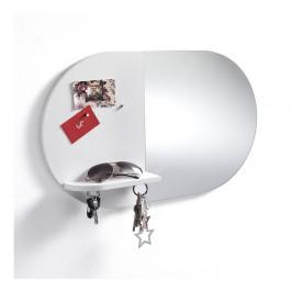 Nástenný magnetizovaný panel s rámom na 2 fotografie Tomasucci Reminder, 36×60×9 cm