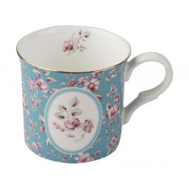 Modrý porcelánový hrnček Creative Tops Ditsy,230ml