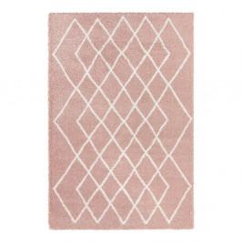 Ružový koberec Elle Decor Passion Bron, 200×290 cm