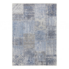 Modrý koberec Elle Decor Pleasure Denain, 160×230 cm