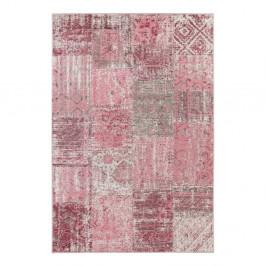 Ružový koberec Elle Decor Pleasure Denain, 120×170 cm