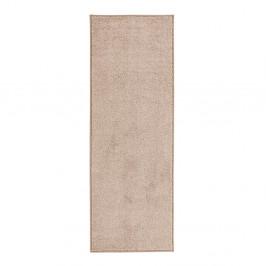 Krémový behúň Hanse Home Pure, 80 × 300 cm