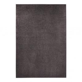 Antracitovosivý koberec Hanse Home Pure, 200 × 300 cm
