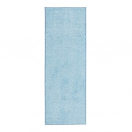 Modrý behúň Hanse Home Pure, 80 × 400 cm