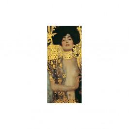 Reprodukcia obrazu Gustav Klimt - Judith, 70×30cm