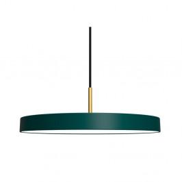 Zelené závesné svietidlo VITA Copenhagen Asteria, Ø43 cm