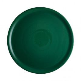 Zelený porcelánový tanier na pizzu Brandani Pizza, ⌀ 31 cm