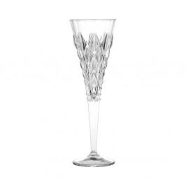 Pohár na šampanské Brandani Crystals
