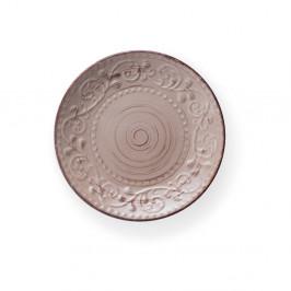Pieskovohnedý kameninový tanier Brandani Serendipity, ⌀ 21 cm
