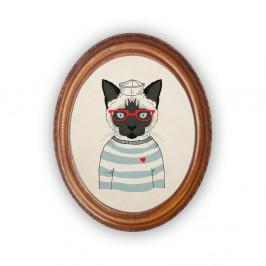 Obraz Really Nice Things Sailor Cat