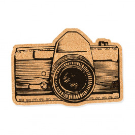 Korková dekoratívna nástenka Really Nice Things Camera