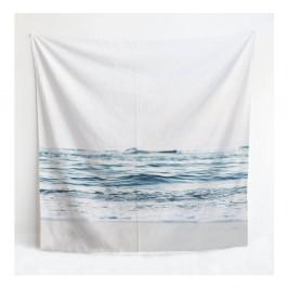 Tapiséria z mikrovlákna Really Nice Things Sea View, 140×140 cm