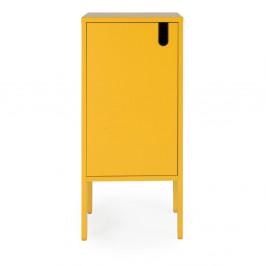 Žltá skriňa Tenzo Uno, šírka 40 cm