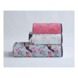 Sada 3 ručníkov Madre Selva Toucan