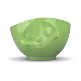 Zelená porcelánová šťastná miska 58products