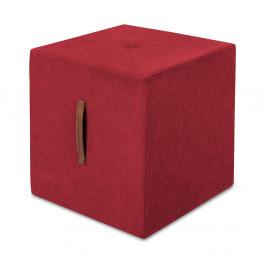 Červená taburetka Kooko Home Bounce