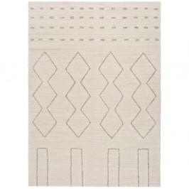 Béžový koberec Universal Diwali George, 120×170cm