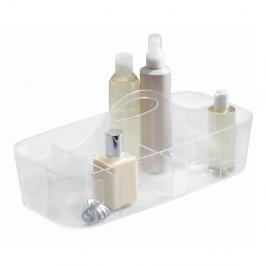 Organizér InterDesign Clarity Bath, 37×18×16,5cm