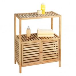 Kúpeľňová skrinka z orechového dreva Wenko Norway