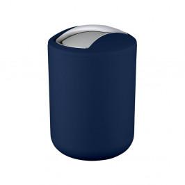 Tmavomodrý odpadkový kôš Wenko Brasil Dark Blue S