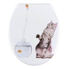 WC sedadlo Wenko Jump, 45 × 38 cm