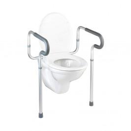 Bezpečnostné držadlá k WC s nastaviteľnou výškou Wenko Secura