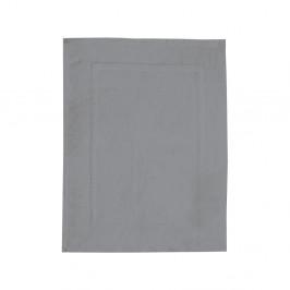 Sivá bavlnená kúpeľňová predložka Wenko, 50×70 cm