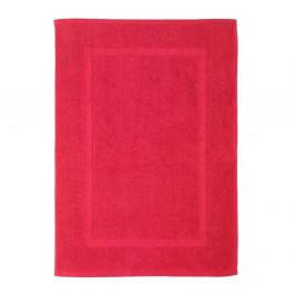 Červená bavlnená kúpeľňová predložka Wenko Watermelon, 50×70 cm